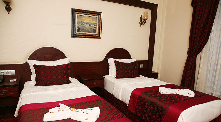 Superior Double & Twin Room